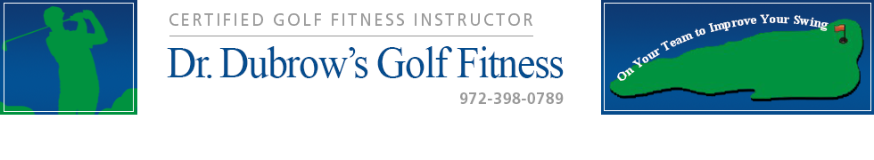 Dr. Dubrow's Golf Fitness – Plano, Texas